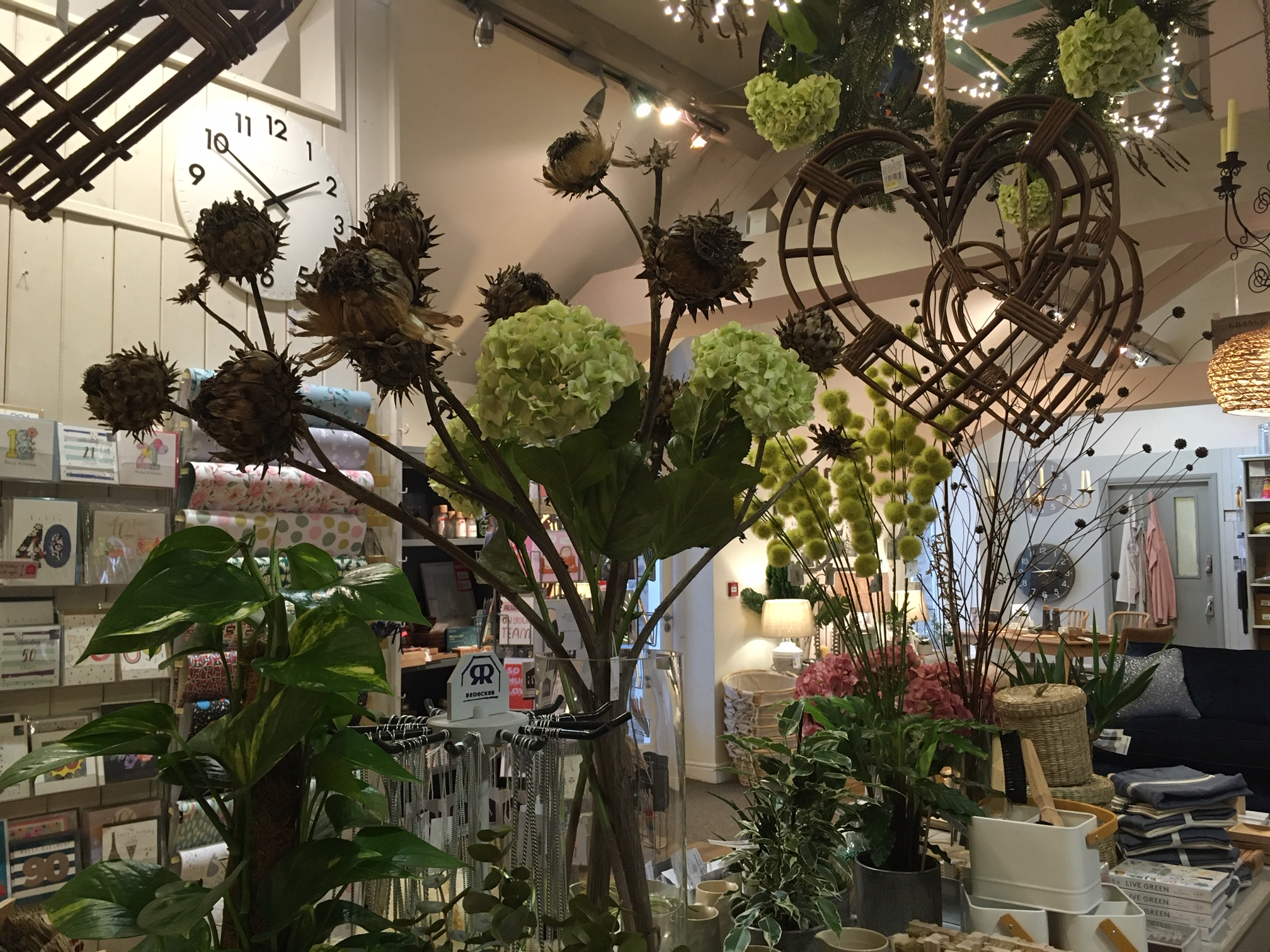 spring home inspiration Kendal shopping