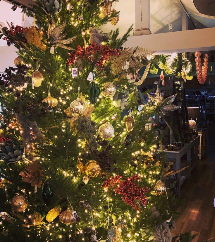 Christmas shopping Kendal