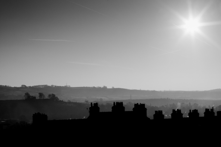 Kendal rooftops