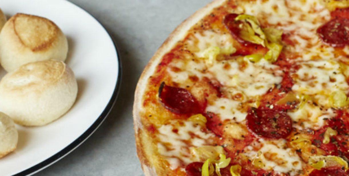 Spring At Pizza Express Kendal Wainwrights Yard