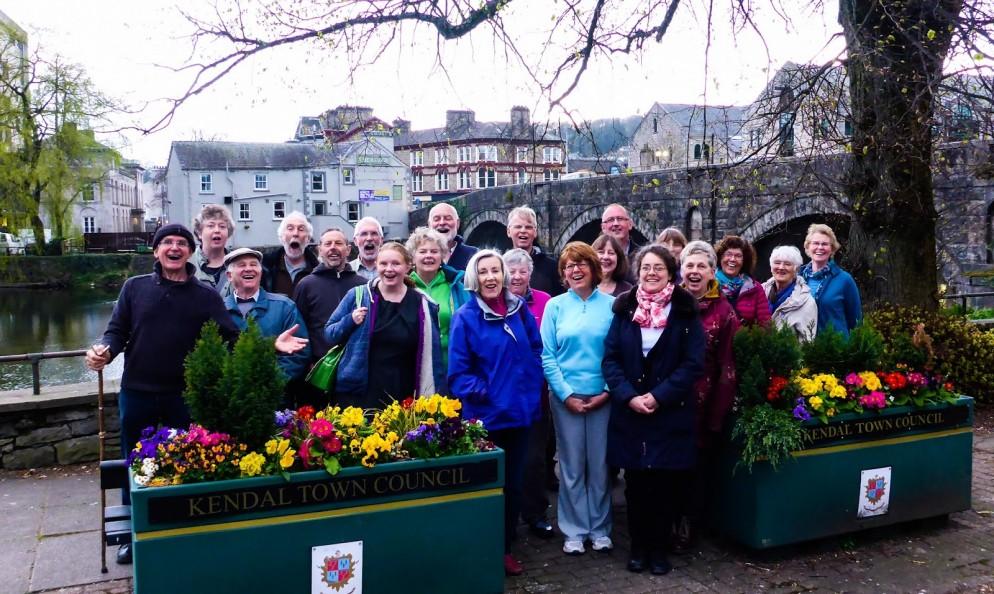 Kendal Street Choirs Festival