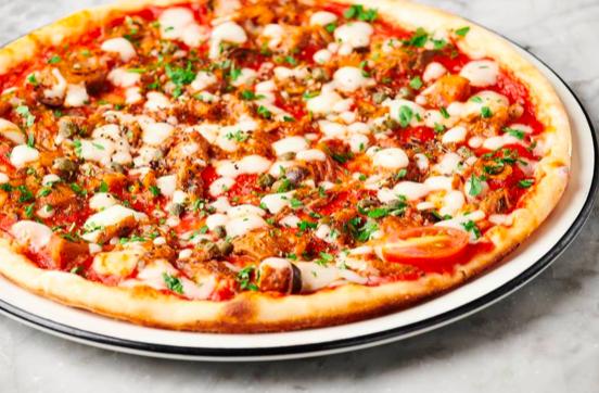 Lunch in Kendal pizza express takeaway