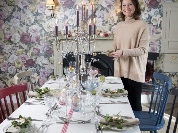 Jackie Ward showcases her 300-year old home in December's Cumbria Life