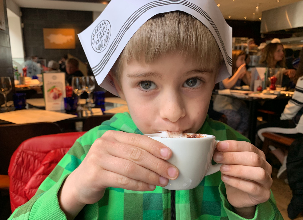 Pizza Express Kendal Review