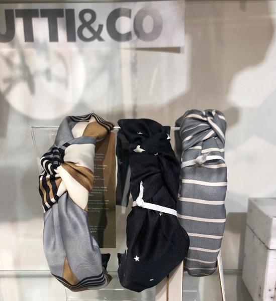 Tutti & Co headbands from La Maison in Kendal