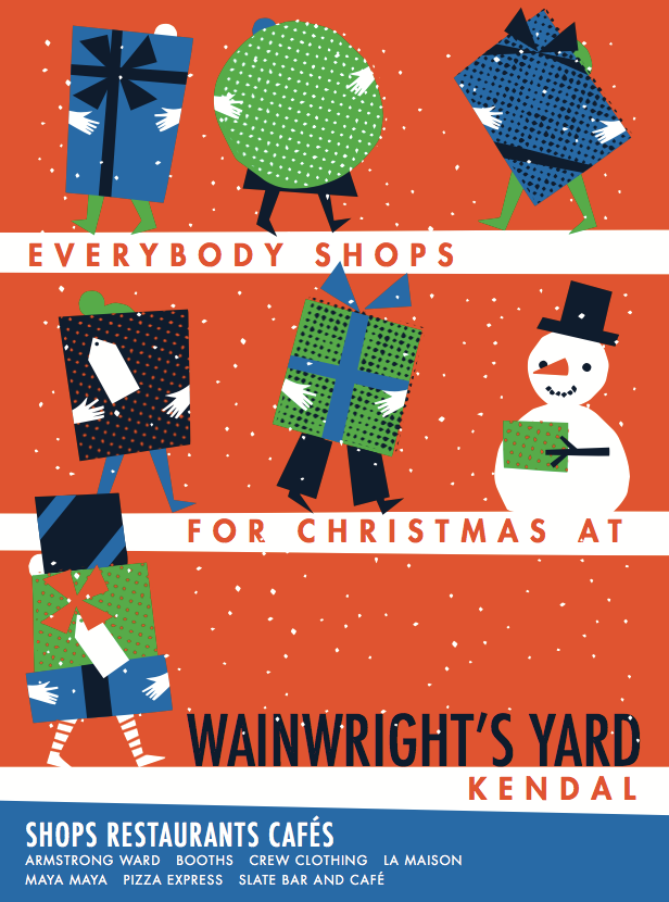Enjoy the run up to Christmas at Wainwright's Yard