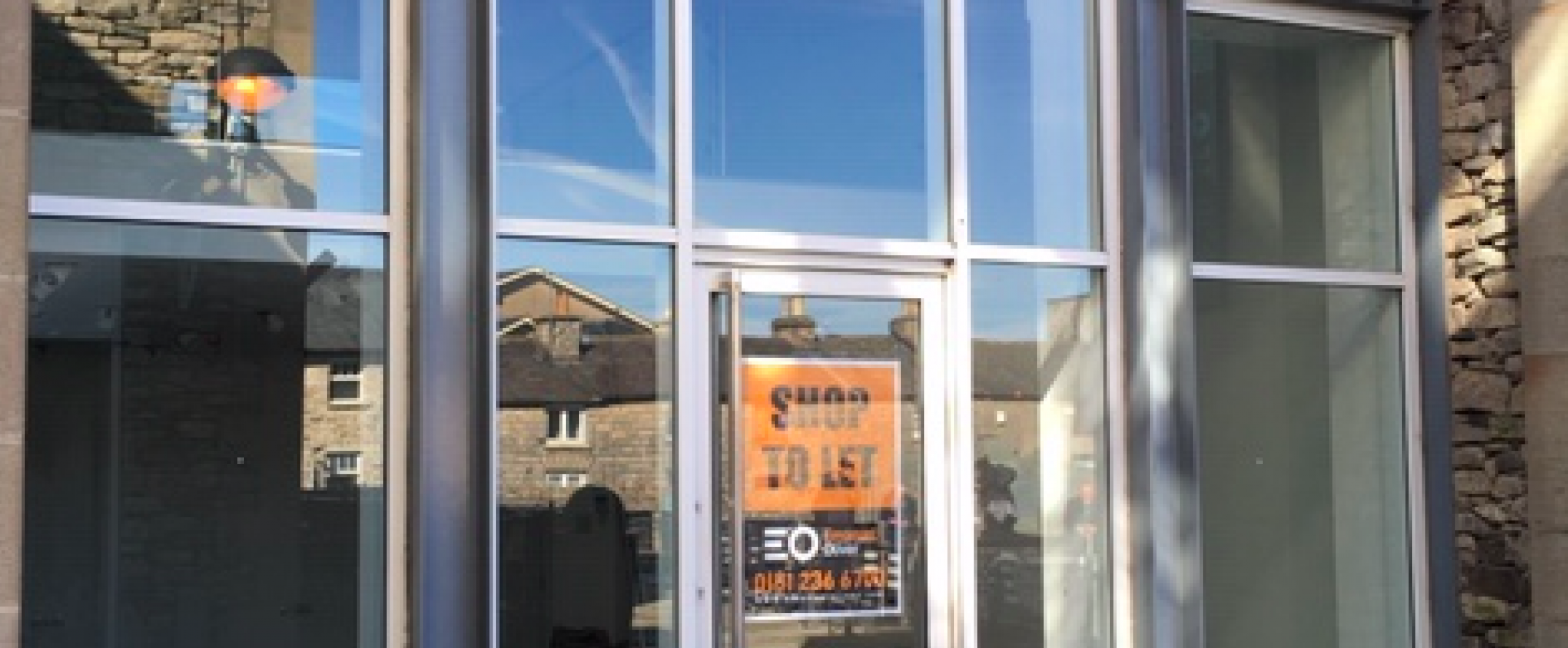 Shop to let Kendal
