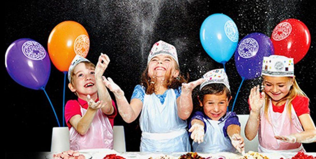 kids birthday party ideas pizza express kendal