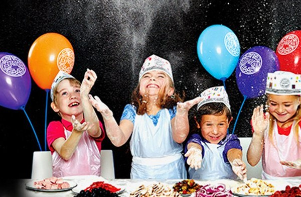kids birthday party ideas pizza express kendal