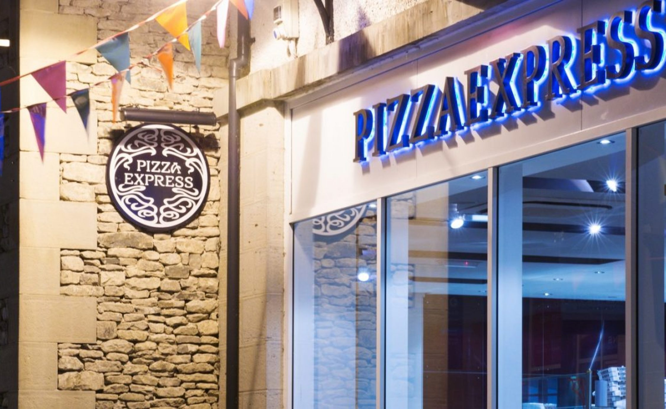 Kendal's pizza express
