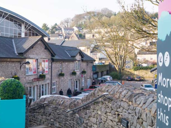 Planning an event in Kendal and thinking of Wainwright's Yard as a venue?